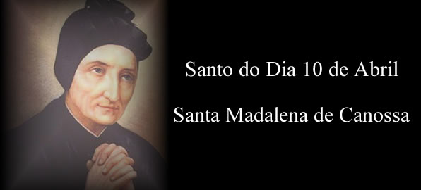 Resultado de imagem para Santa Catarina de Canossa