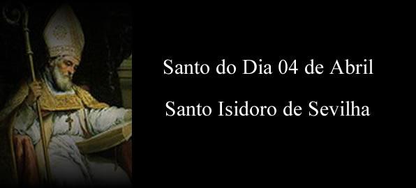 Resultado de imagem para São Isidoro