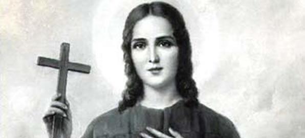 Santa Rosa de Viterbo - Santo do dia 06 de Março